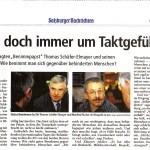 Artikel in SN über Buch von Elmayer und Fischer
